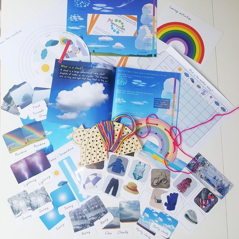 Montessori subscription box UK