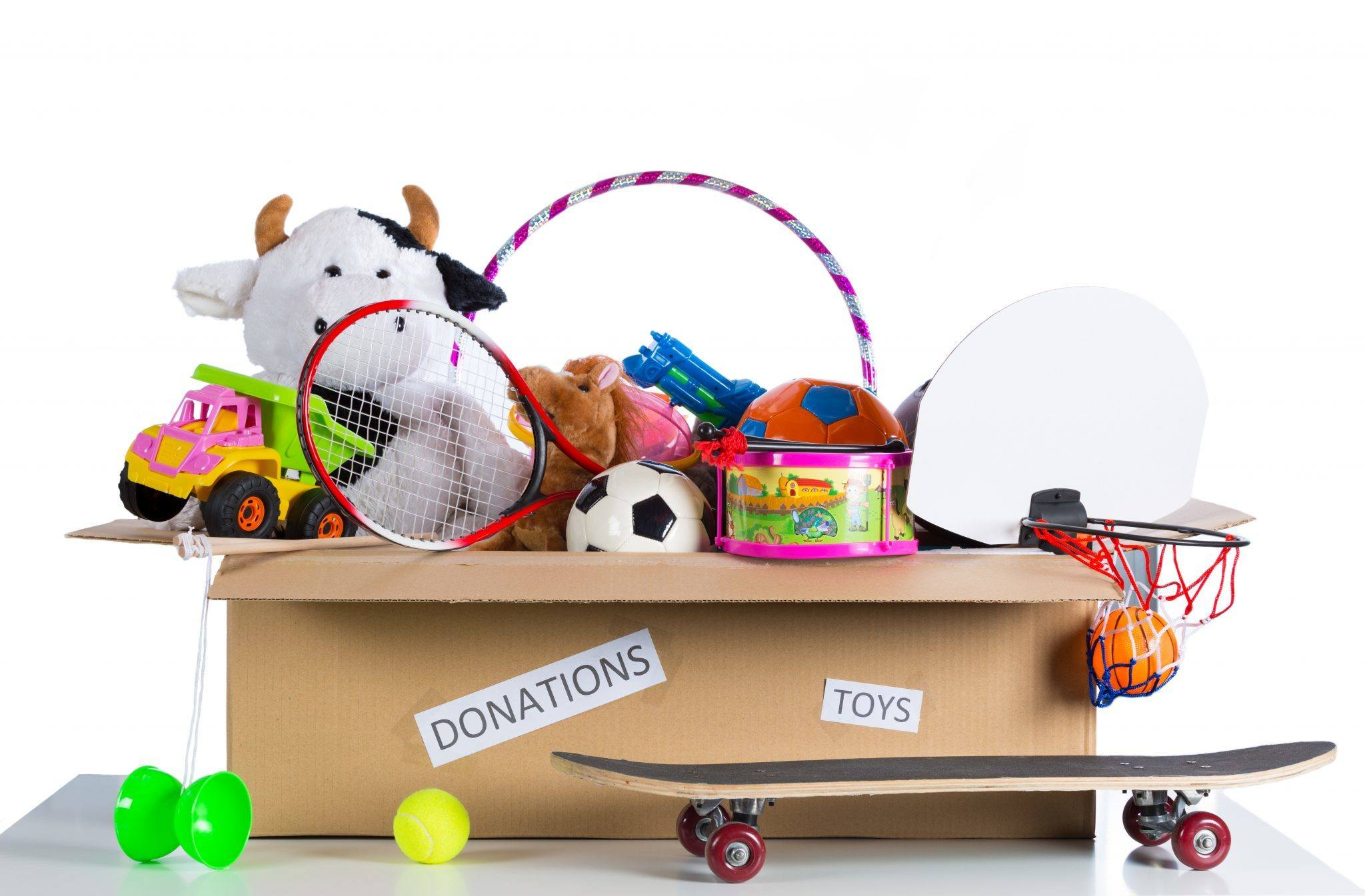 toys to donate or discard