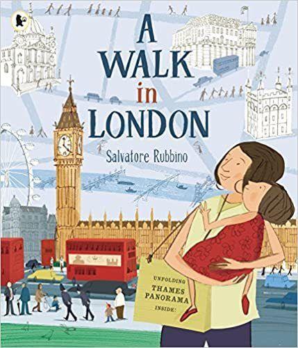 a walk in London book